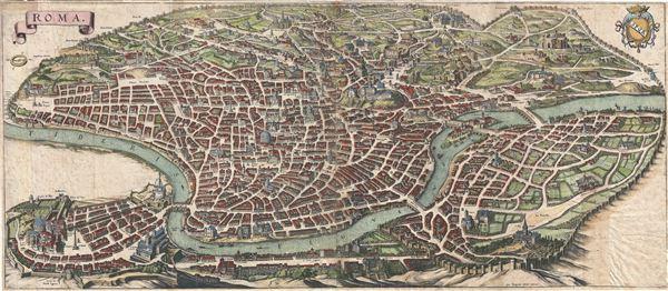 Roma. - Main View