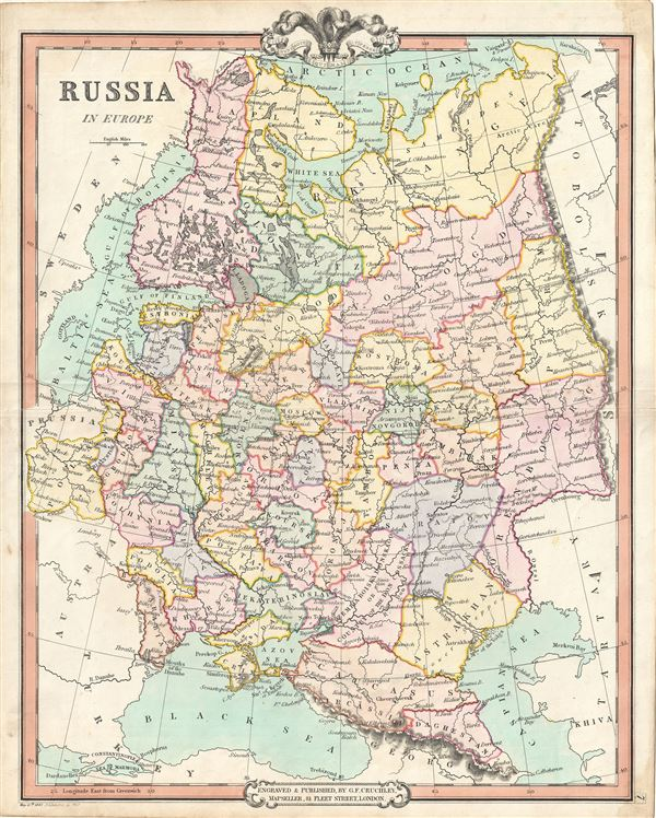 Russia in Europe. - Main View