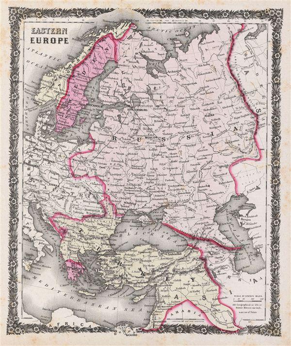 Eastern Europe. - Main View