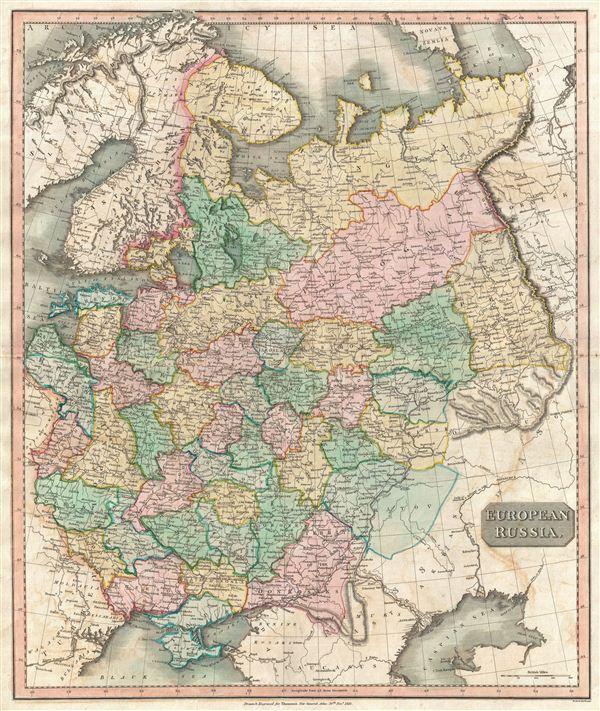 European Russia.
