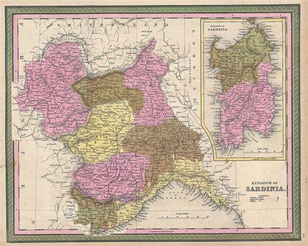 Kingdom of Sardinia.