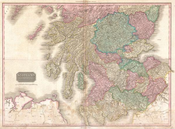 Scotland Southern Part.