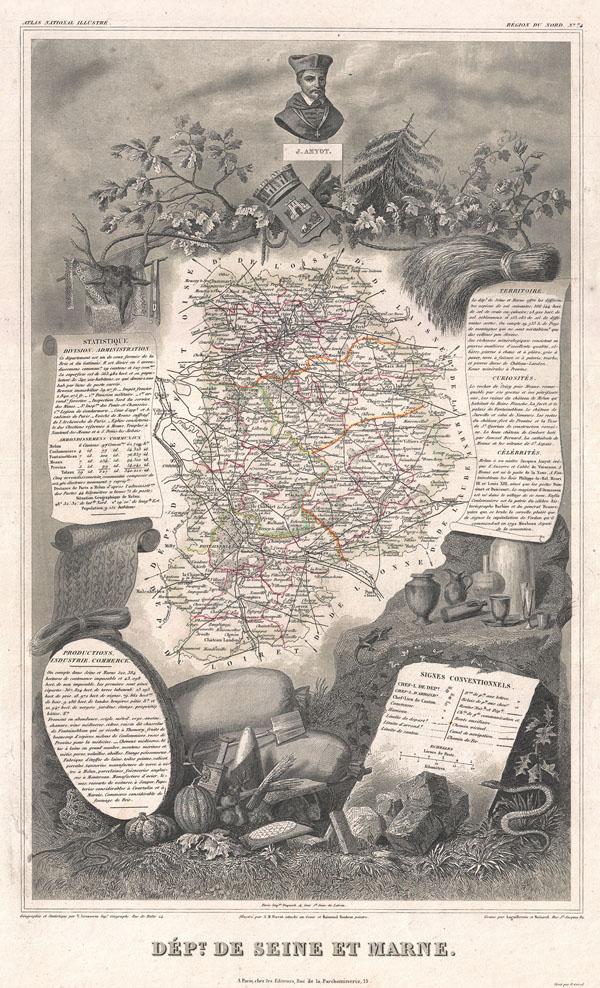 Dept. de Seine et Marne.