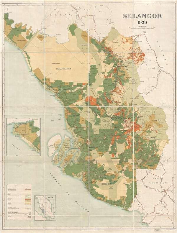 Selangor 1929.