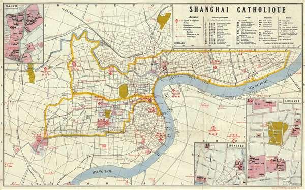 Shanghai Catholique.