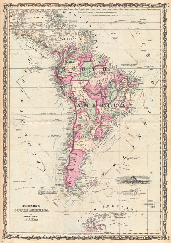 Rumsey 2905.035 (1860 edition).  Phillips (Atlases) 6140, 52-53.