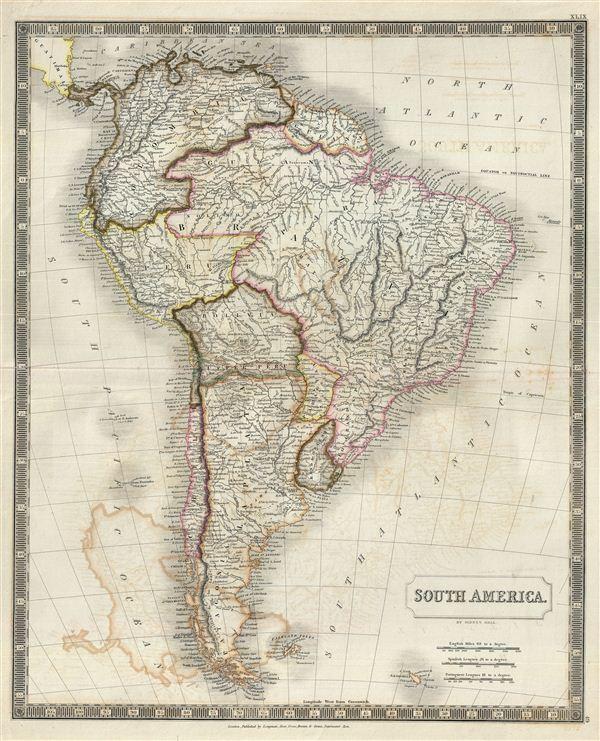 South America.