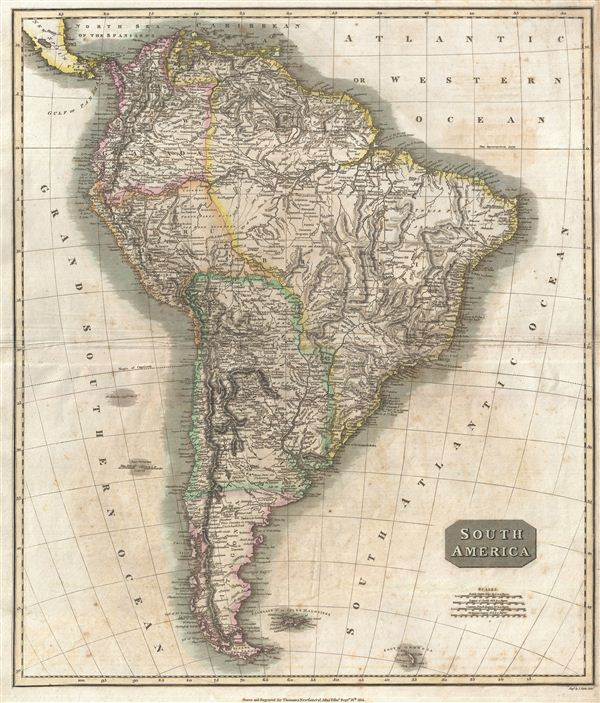South America. - Main View