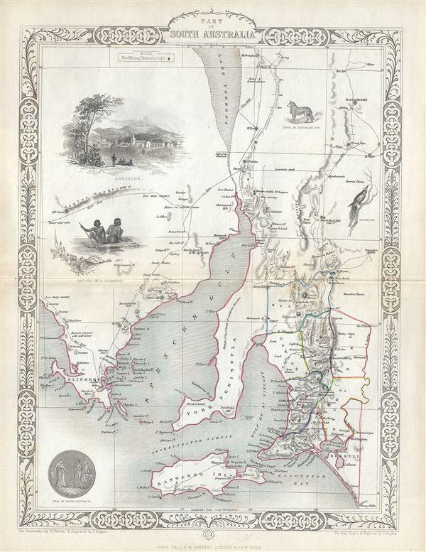 Part of South Australia.