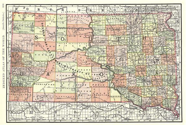 South Dakota. - Main View