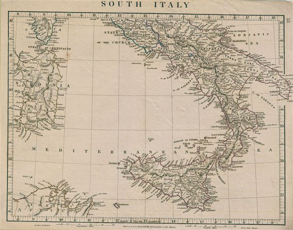 South Italy. - Main View