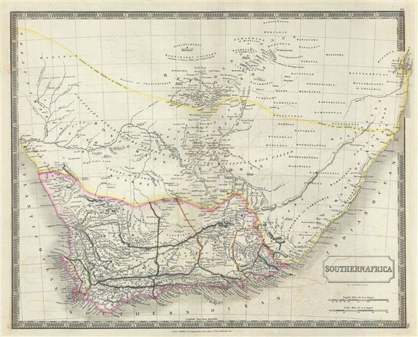 Southern Africa. - Main View