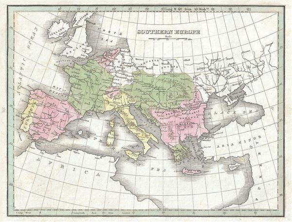 Southern Europe. - Main View