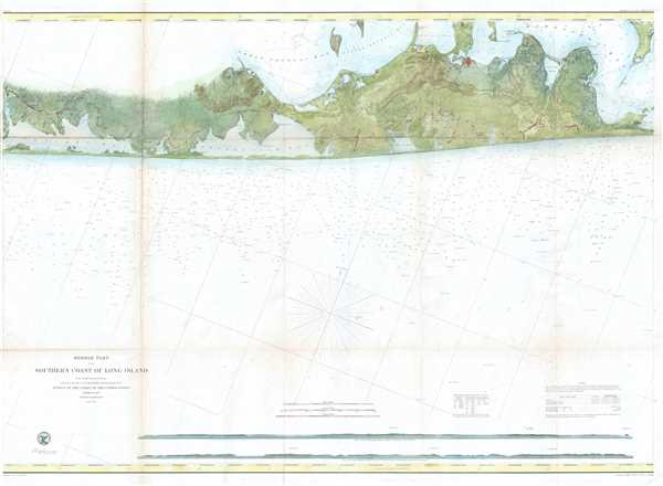 Middle Part of the Southern Coast of Long Island. - Main View