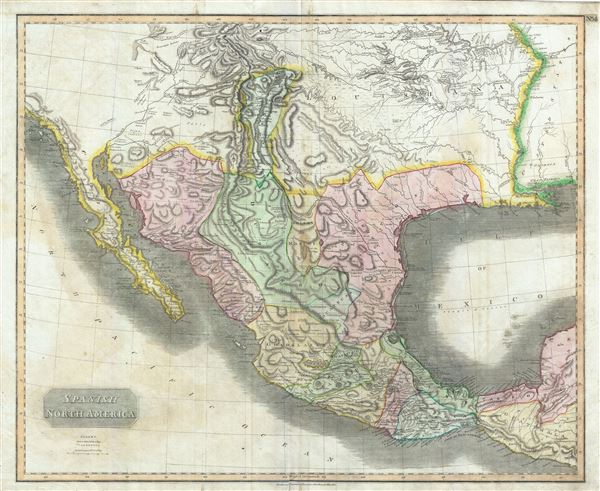 Spanish North America.
