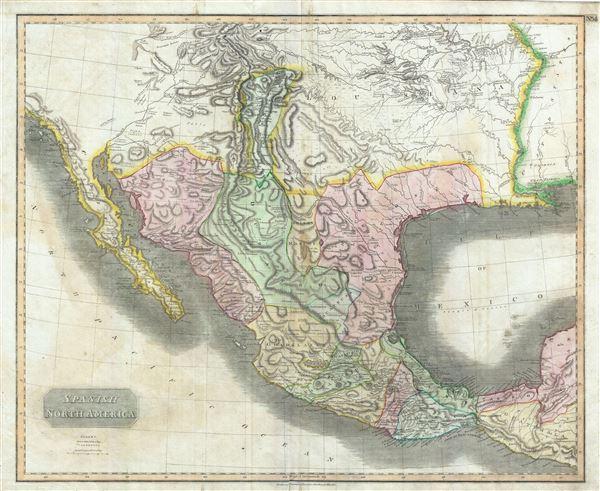 Spanish North America. - Main View