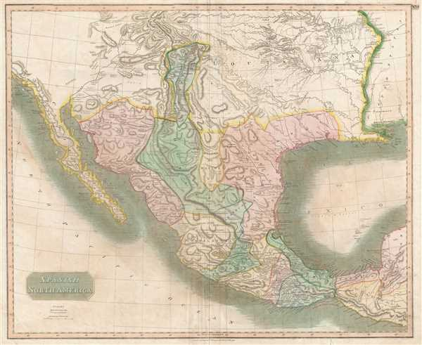 Spanish North America. - Main View