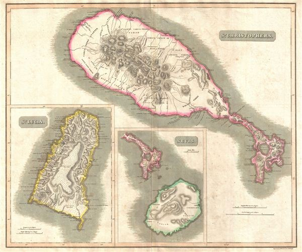 West India Islands. - Main View