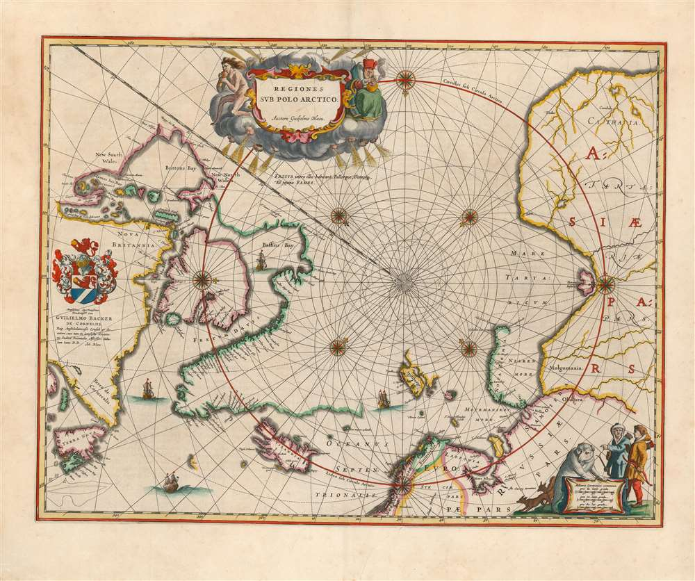Regiones Sub Polo Arctico. - Main View