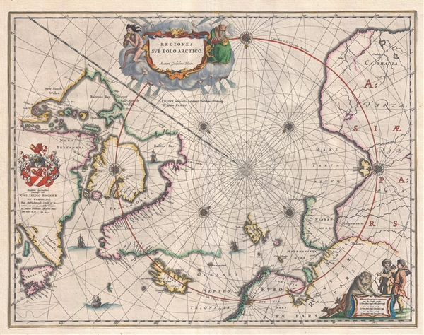 Regiones Sub Polo Arctico.