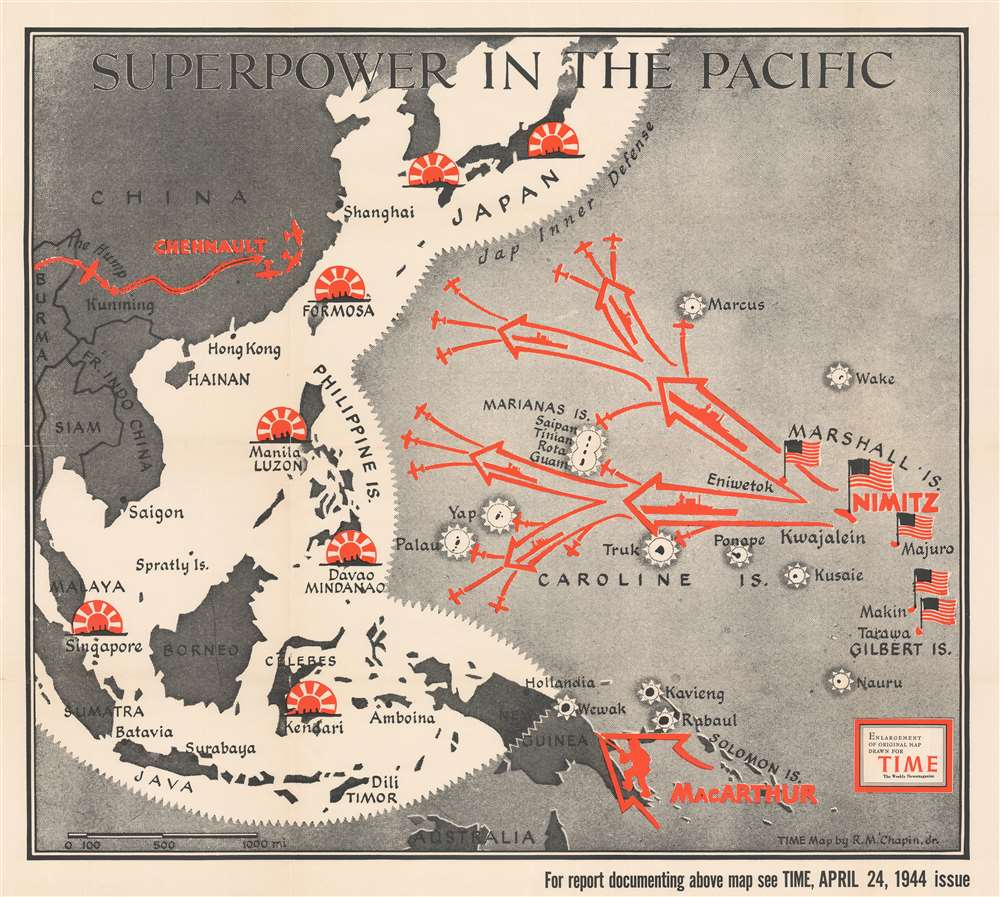 Superpower in the Pacific. - Main View