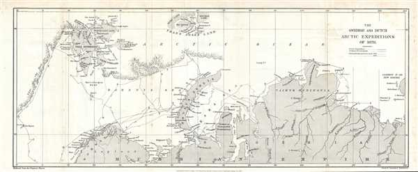 The Swedish and Dutch Arctic Expeditions of 1878.