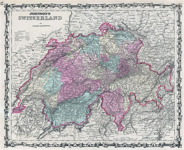 Johnson's Switzerland. - Main View