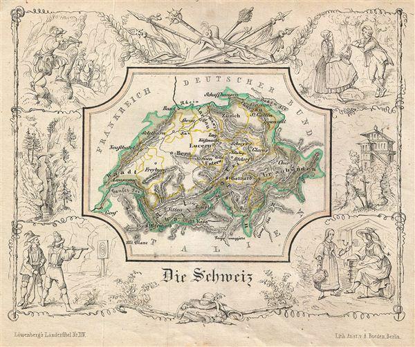 Die Schweiz. - Main View