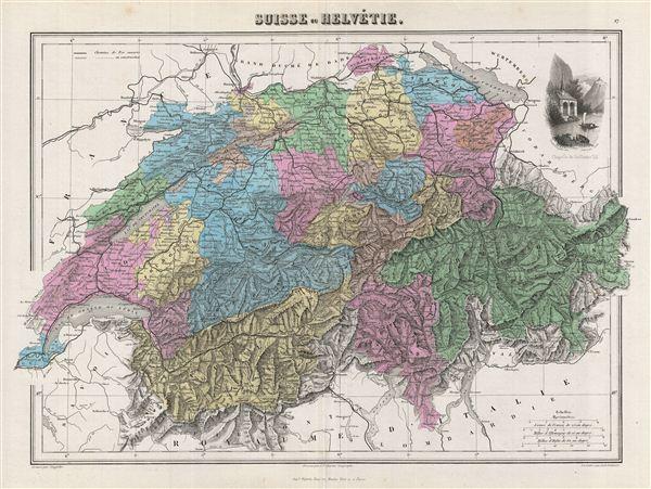 Suisse ou Helvetie.