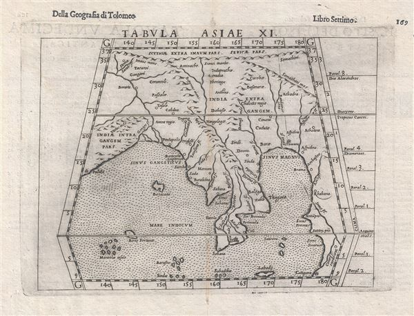 Tabula Asiae XI. - Main View