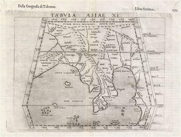 Tabula Asiae XI.