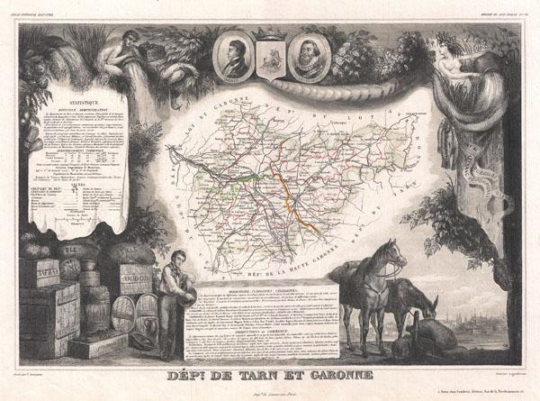 Dept. de Tarn et Garonne.