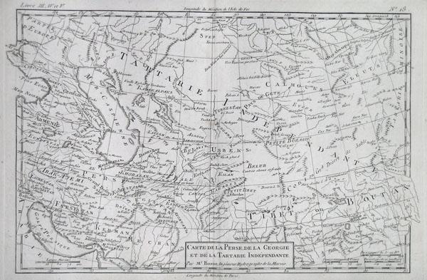 Carte de Perse…