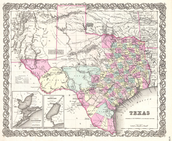 Texas. - Main View