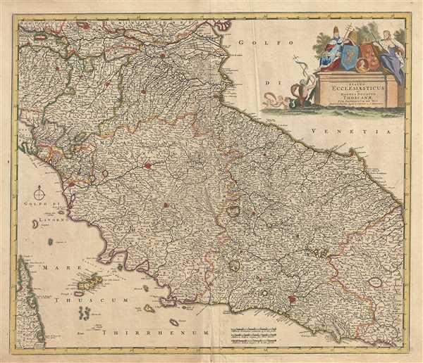 Status Ecclesiasticus et Magnus Ducatus Thoscanae.