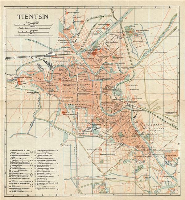 Tientsin. - Main View