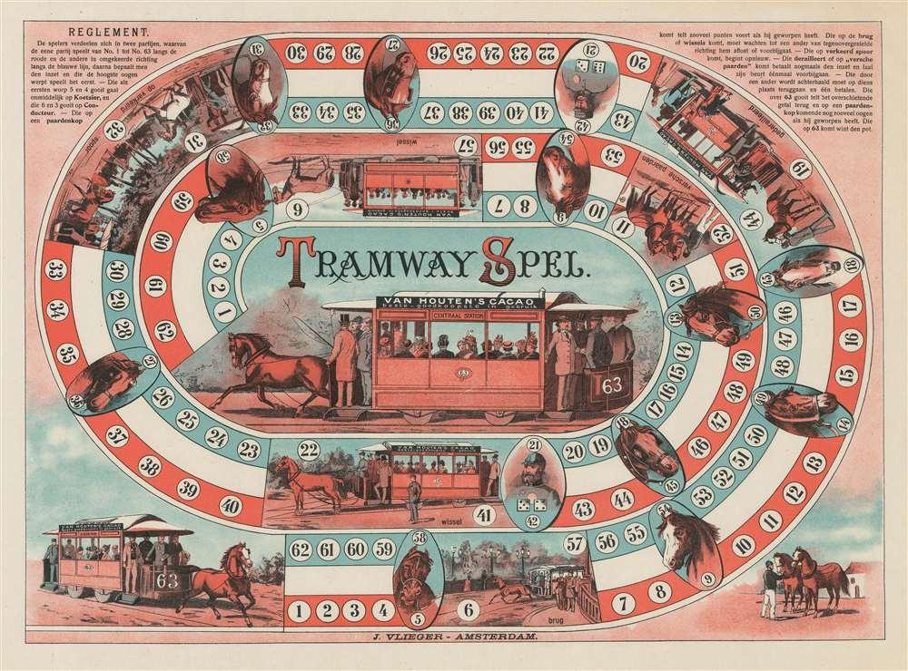 Tramway Spel. - Main View