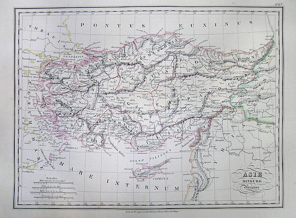 Asie Mineure Ancienne.
