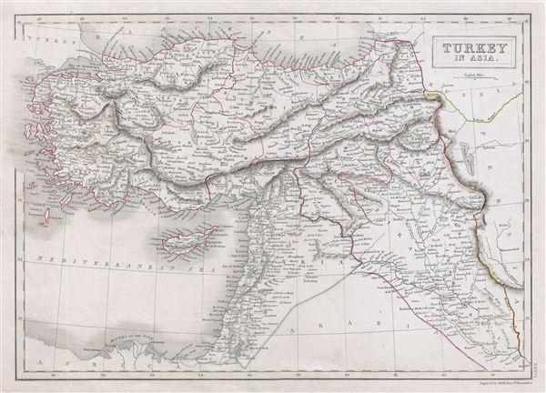 Turkey in Asia. - Main View