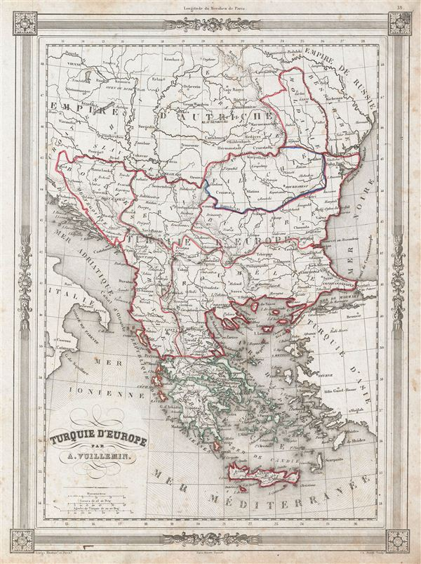 Turquie d'Europe.