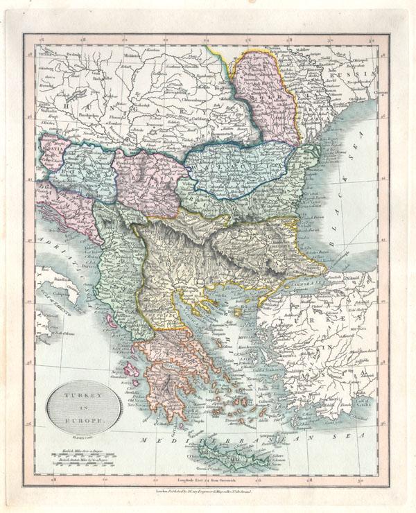 Turkey in Europe - Main View