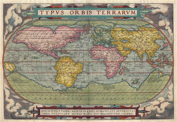 Typus Orbis Terrarum.