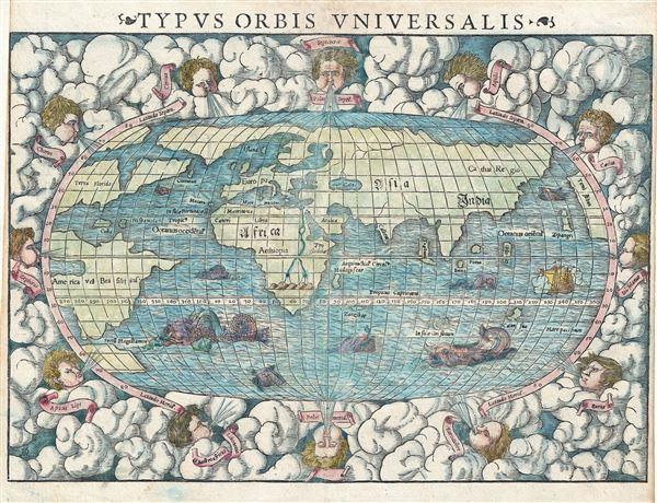 Typus Orbis Universalis.