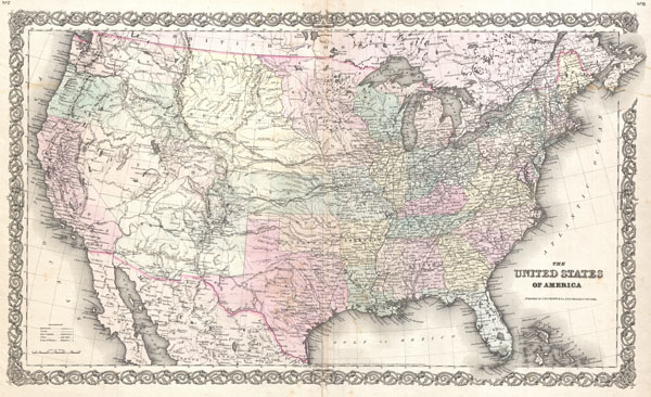 The United States of America - Main View