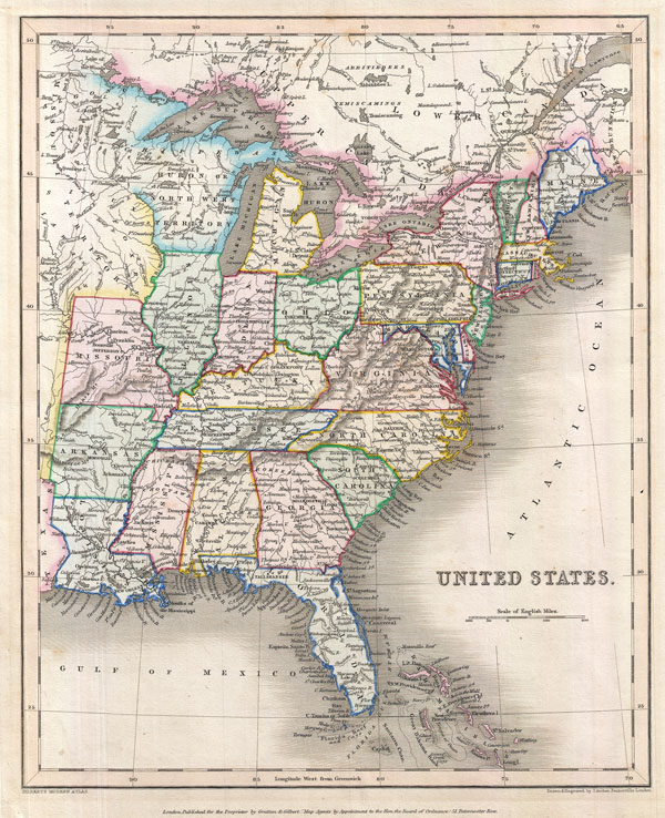 United States. - Main View