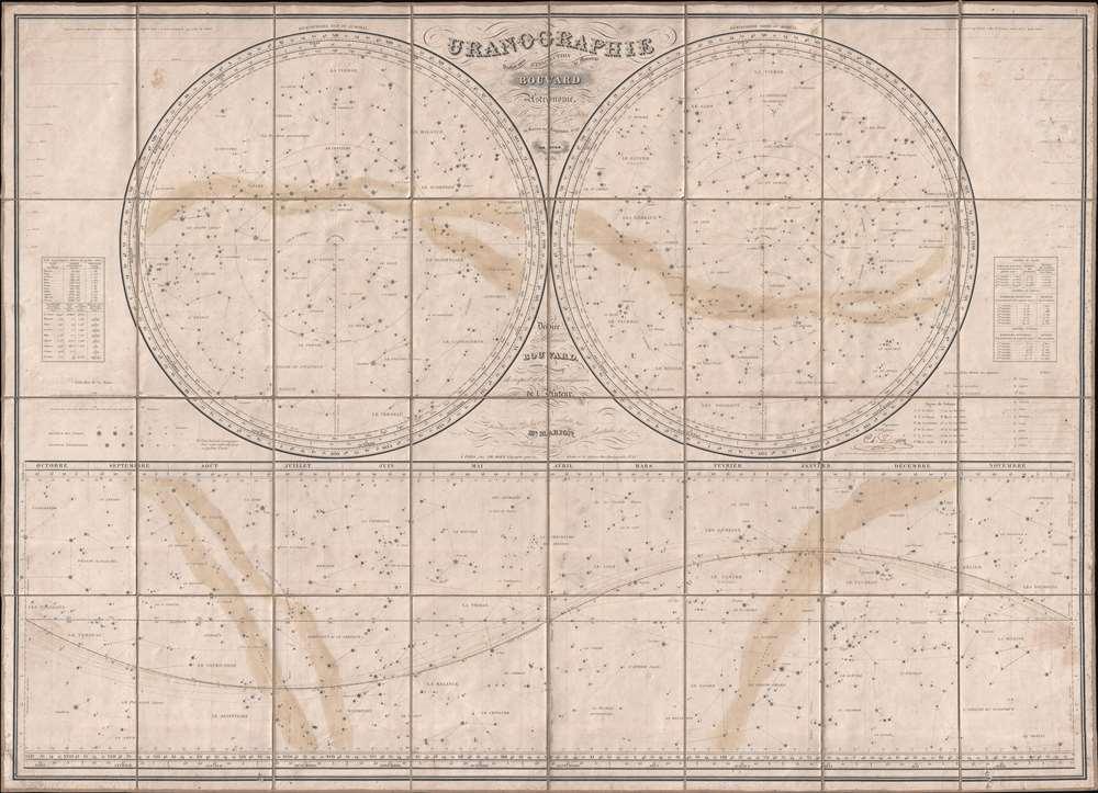 Uranographie. - Main View