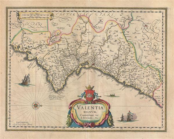 Valentia Regnum; Contestani, Ptol.  Edentani, Plin.