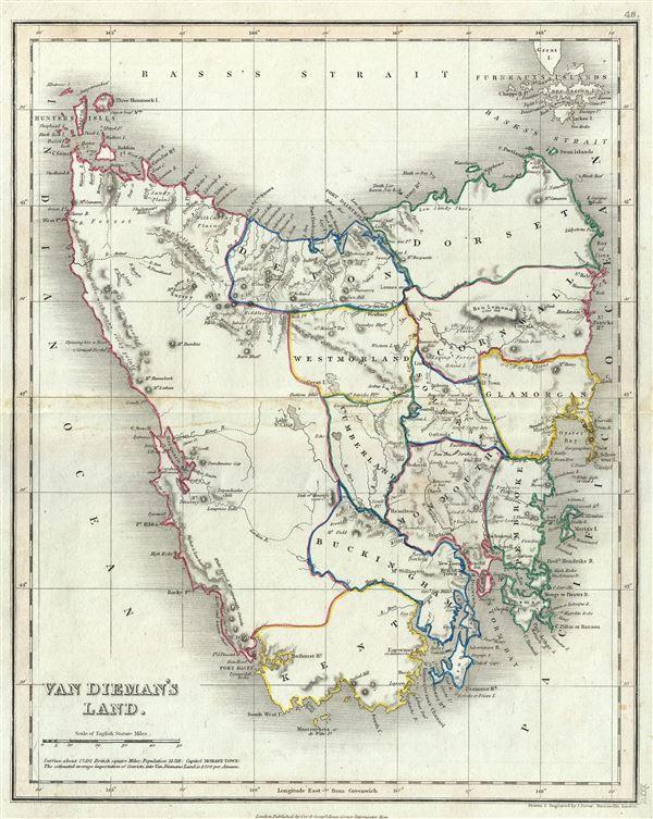 Van Dieman's Land.