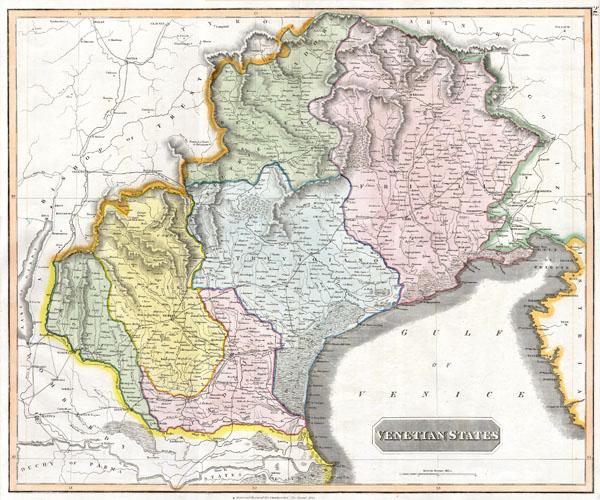 Venetian States - Main View