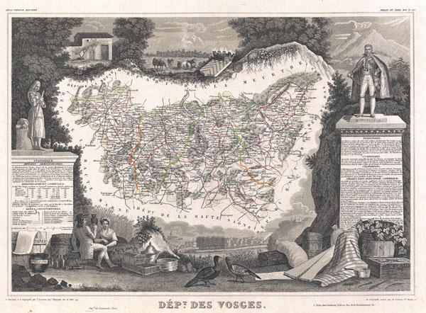 Dept. des Vosges.